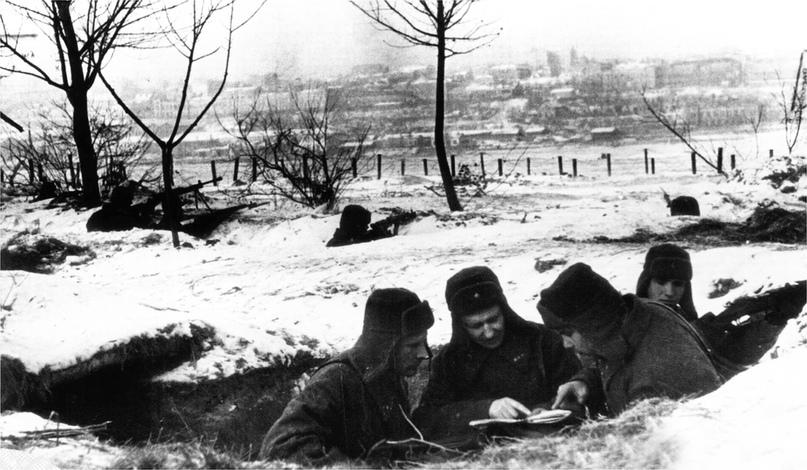 Минобороны рассекретило архивы об освобождении Ростова от фашистов в 1941 году