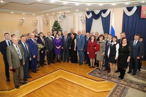 На государственном уровне отмечен труд 9 специалистов завода «Ростсельмаш»