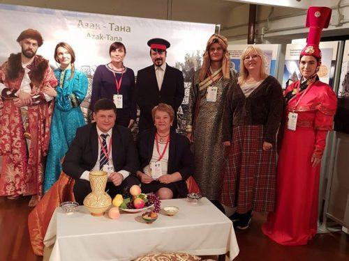 Культурное и экономическое сотрудничество между российским и итальянским регионами