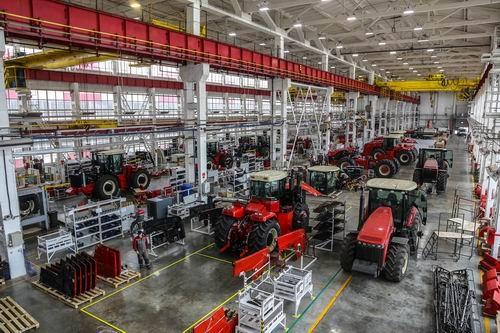 Ростовский тракторный завод — амбициозный план донского машиностроения