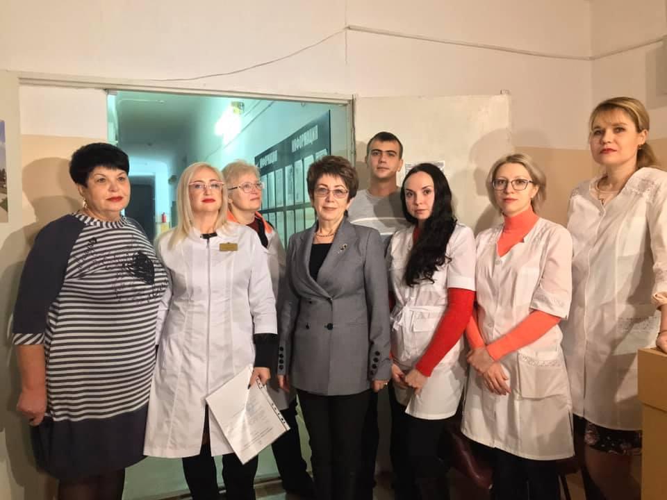 Инфекционная больница возобновит работу в полном объеме с 18 декабря 2019 года