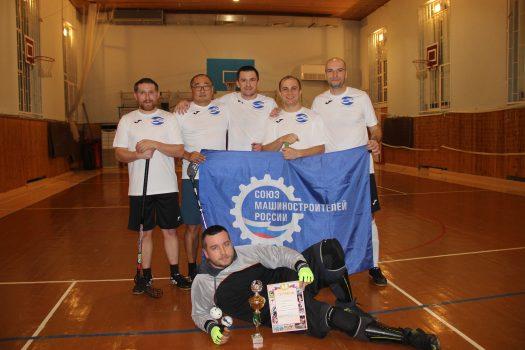 Предприятие Союзмаша в Ростове организовало футбольный турнир