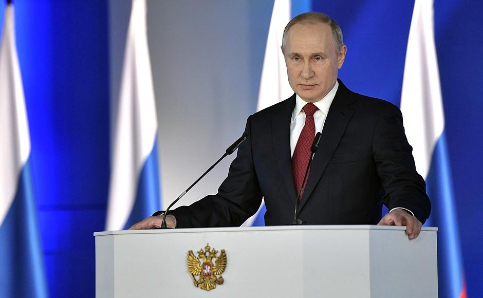 ЕР поставит задачи по реализации Послания Президента фракции в Госдуме