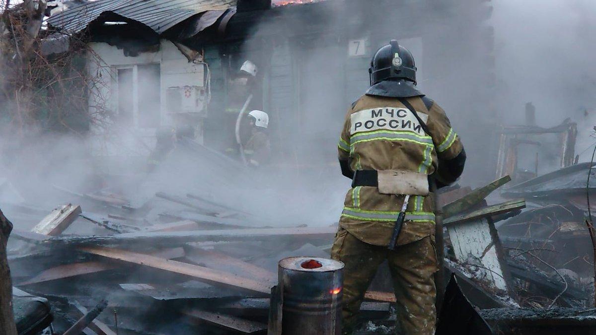 Новочеркасские спасатели призывают горожан к осторожности в вопросах пожарной безопасности