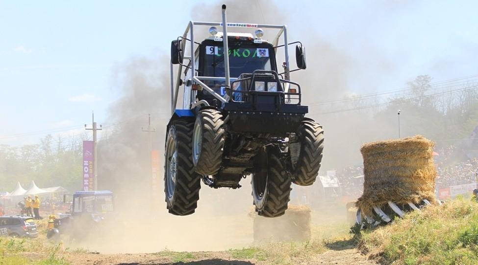 Гонки на тракторах «Бизон-Трек-Шоу» пройдут 24 мая 2020 года