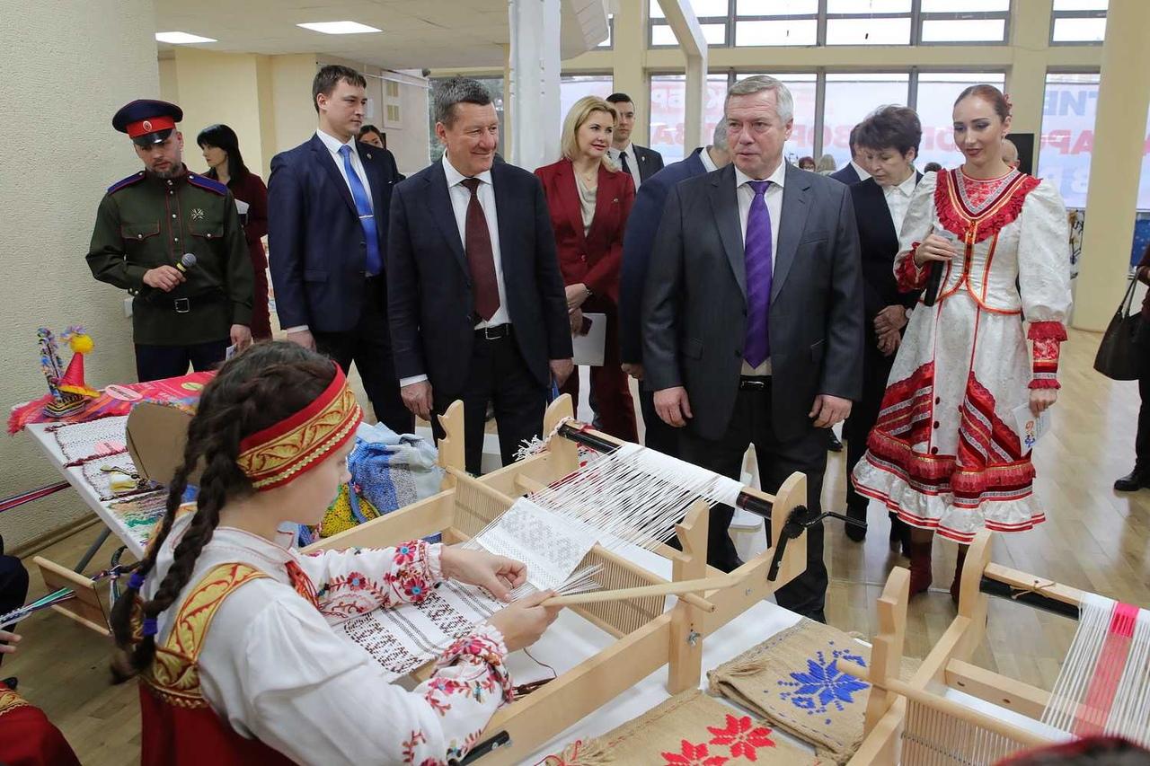Субсидии ростовскому ОДНТ