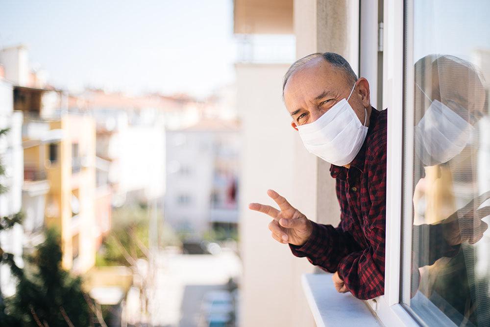 Коронавирус на Дону: пожилым ростовчанам помогут
