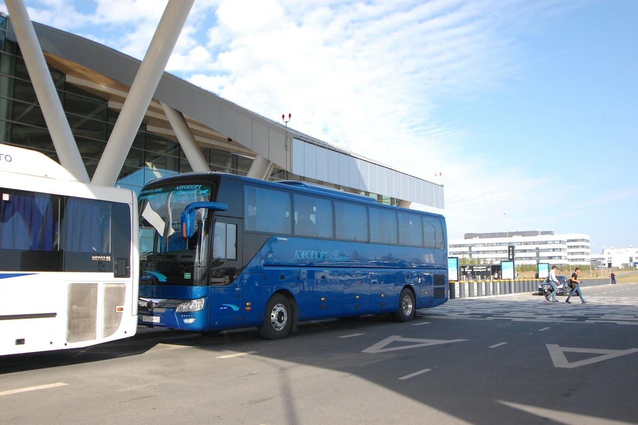 Новое расписание для автобусов аэропорта