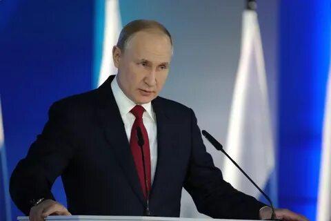 Обращение Президента. Голосование по поправке к Конституции переносится