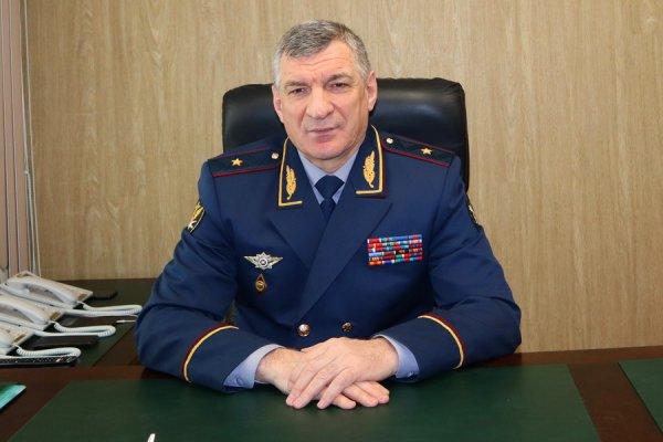 Президент РФ уволил главу ГУФСИН Ростовской области