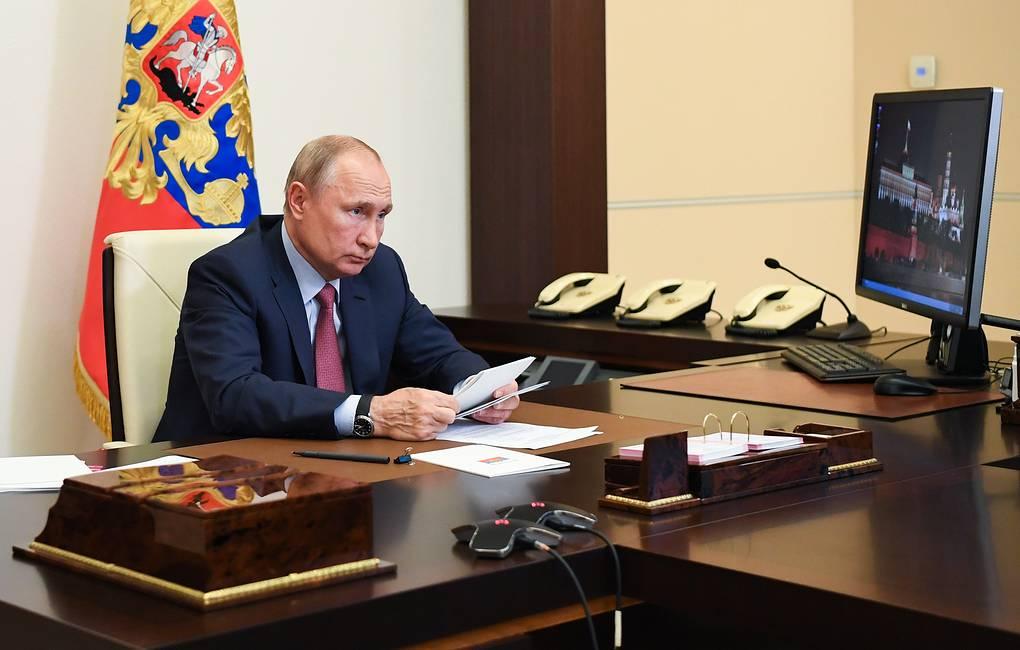 Президент РФ предложил начать ЕГЭ по всей стране с 29 июня
