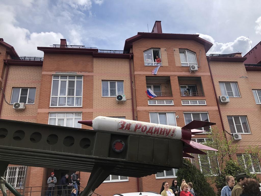 Половина жителей страны приняла участие в акциях в честь Дня Победы
