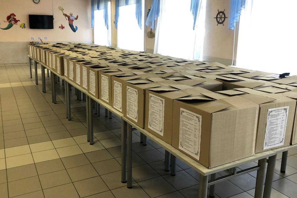 Школьники Ростовской области получат продуктовые наборы и в мае