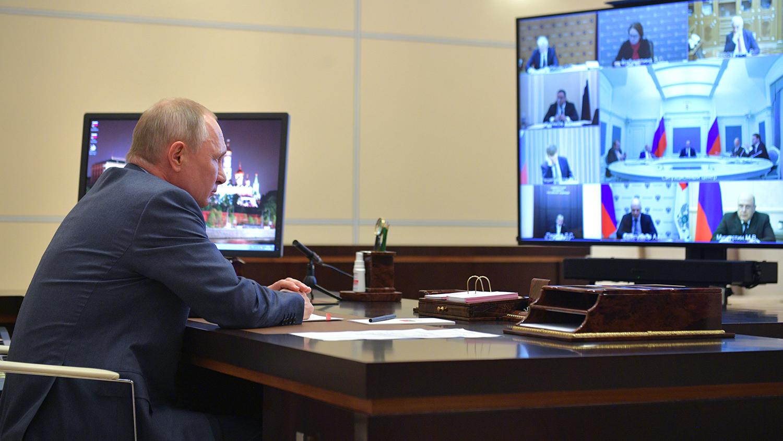 Президент РФ – о вопросах открытия туристических маршрутов