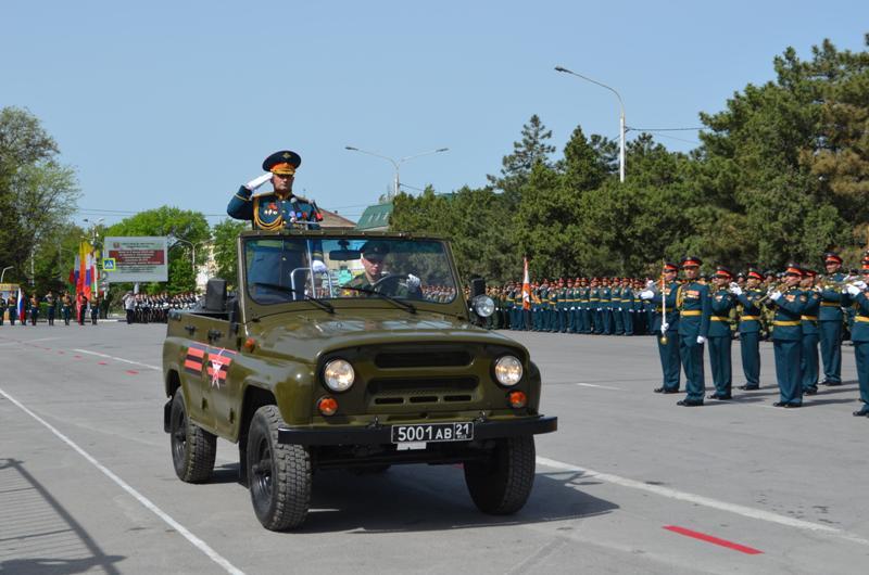 Парад Победы в Новочеркасске состоится 24 июня