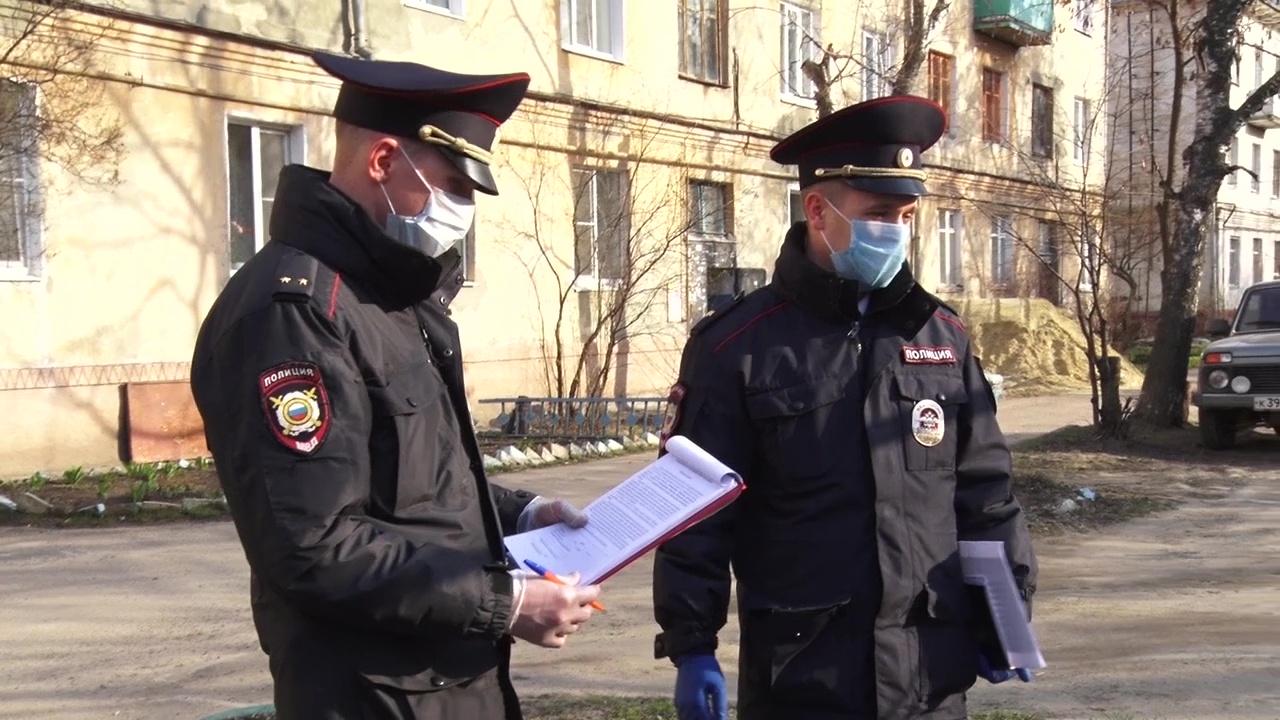 На территории Ростовской области сотрудники полиции выписали более 15тысяч протоколов за нарушение ограничительных мер