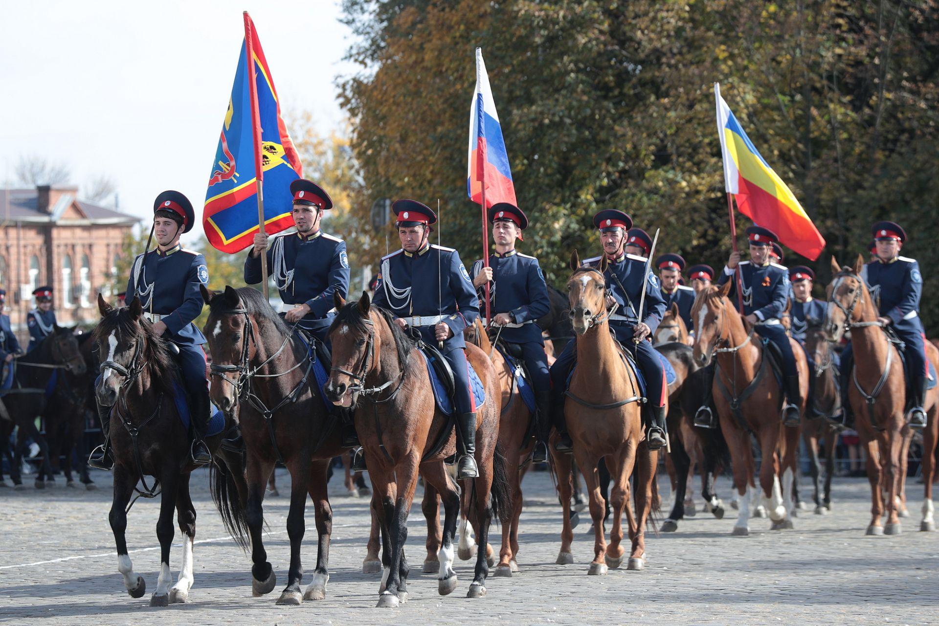 Всемирный конгресс казаков в Новочеркасске не состоится