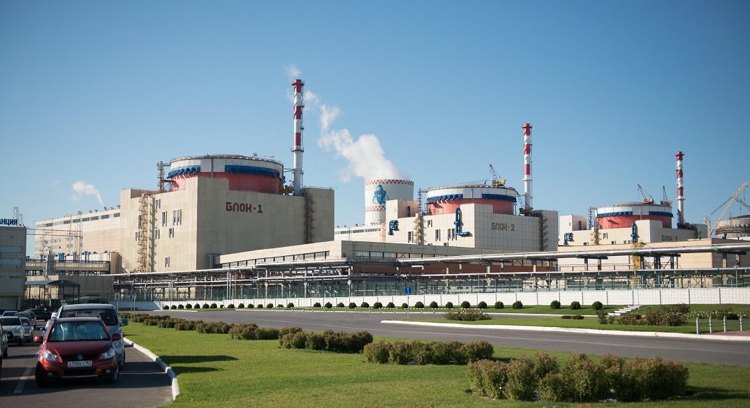 Ростовская АЭС перешла на особый режим и призвала в союзники робота