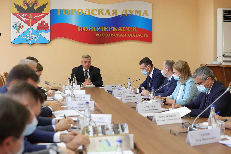 В Новочеркасске будет обновлена городская инфраструктура