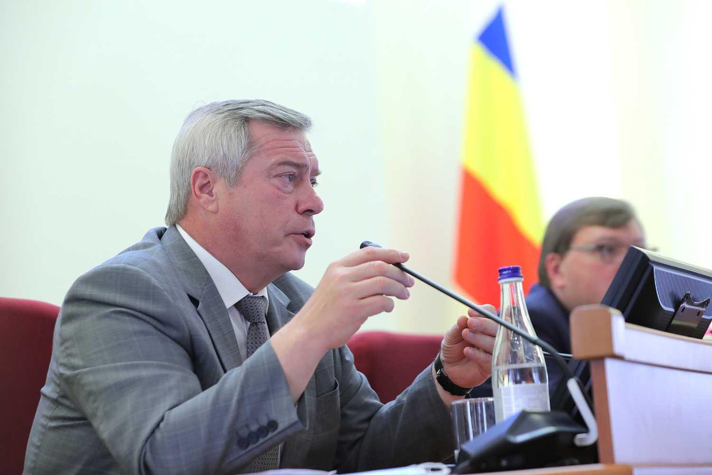 Инициатива губернатора по поддержке бизнеса одобрена депутатами Законодательного собрания области