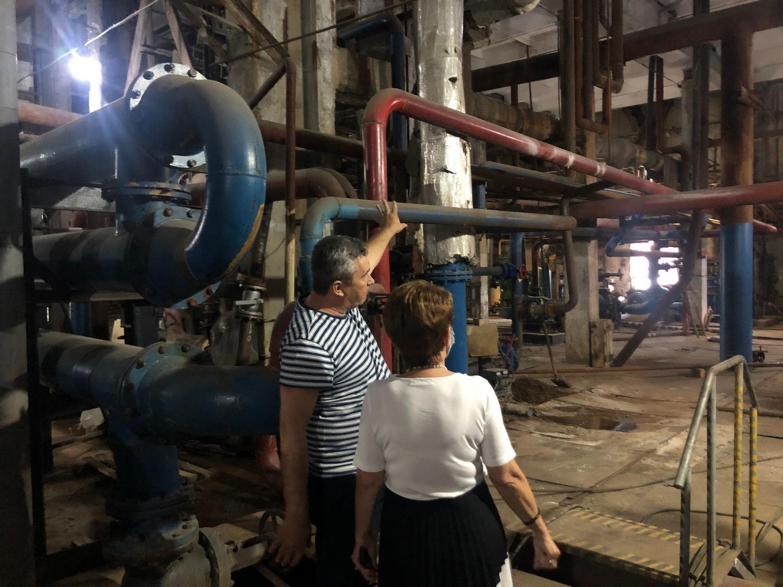 В Новочеркасске проверили котельную в Промышленном районе