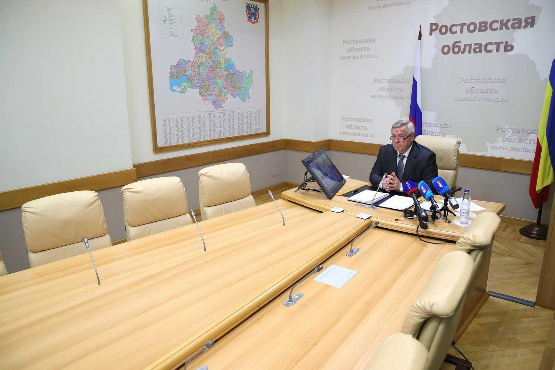Василий Голубев: необходимо расширить круг предпринимателей, получающих налоговые льготы