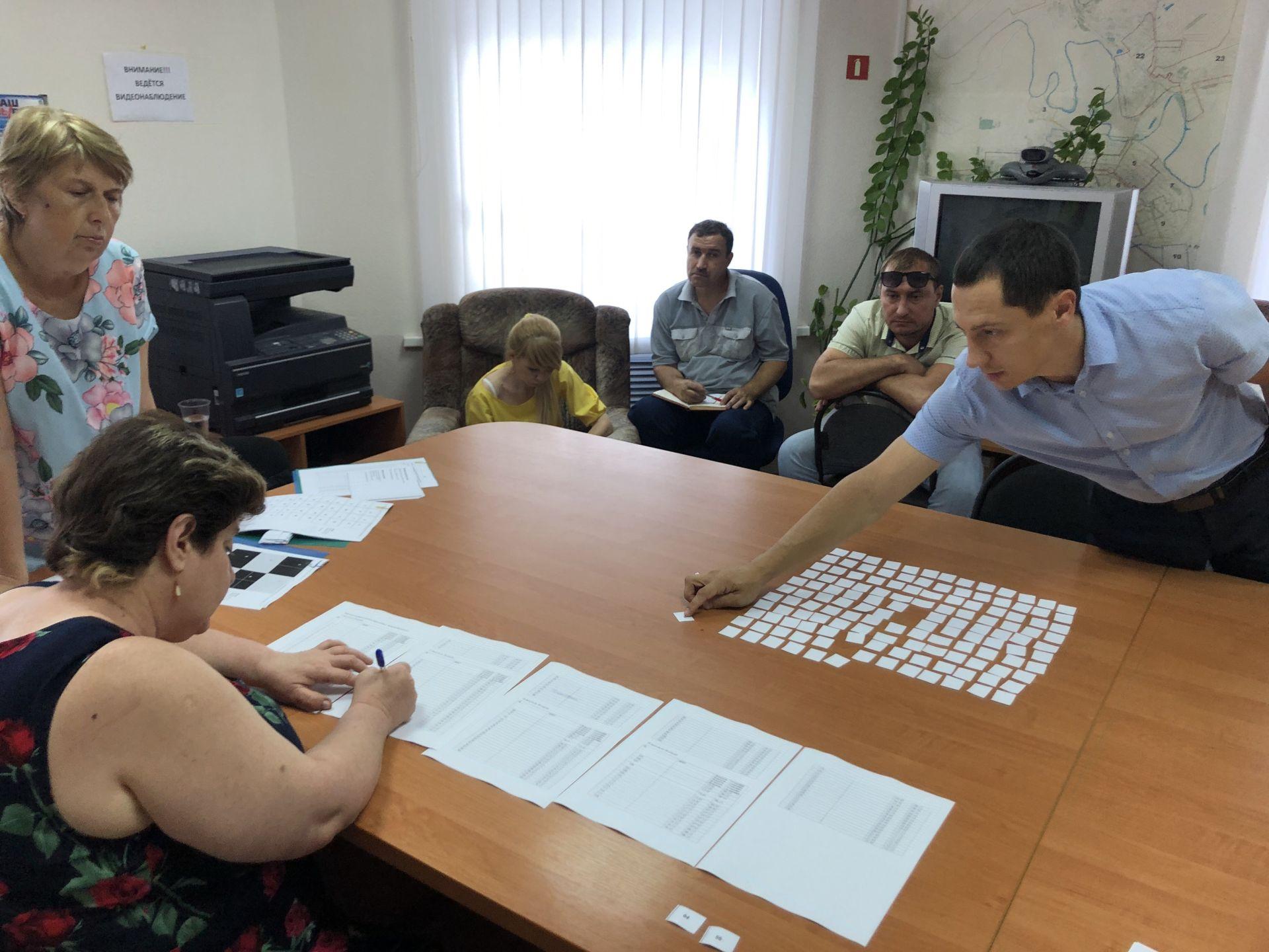 Авторадио-Новочеркасск. Итоги жеребьевки кандидатов в депутаты городской Думы Новочеркасска