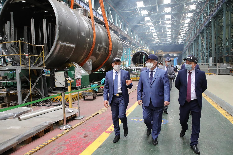 «Атоммаш» отгрузил первые парогенераторы для турецкой АЭС «Аккую»