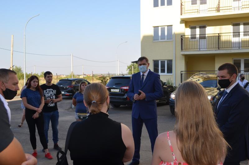 В казачьей столице дети-сироты скоро получат долгожданное жильё