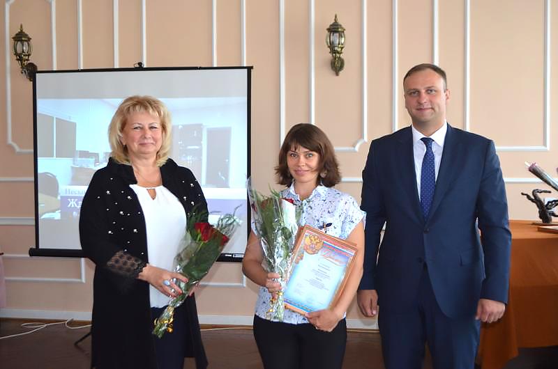 Лучших педагогов наградили в Новочеркасске