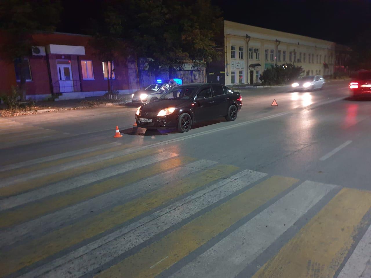 В Новочеркасске произошло серьёзное ДТП