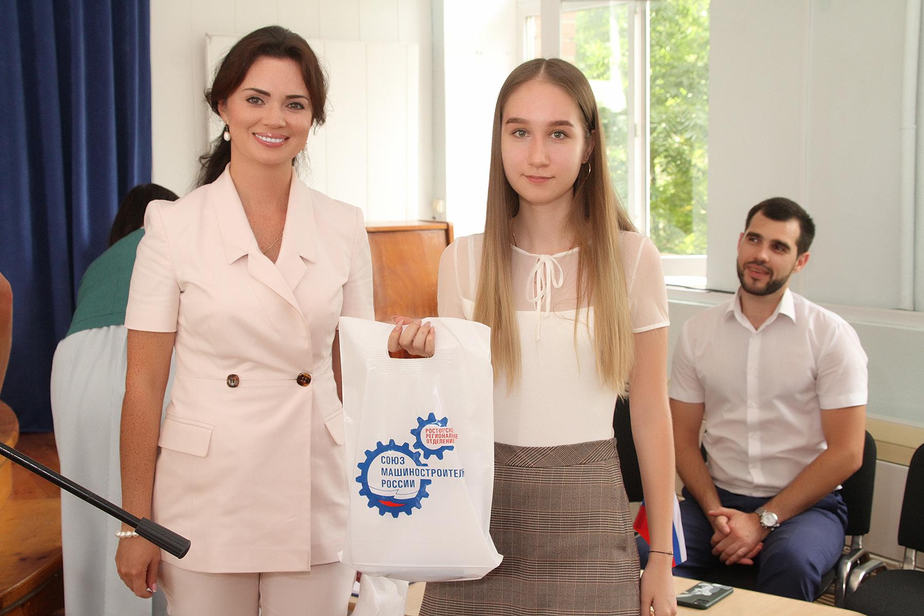СоюзМаш поздравил с победой участников олимпиады «Звезда»в Таганроге