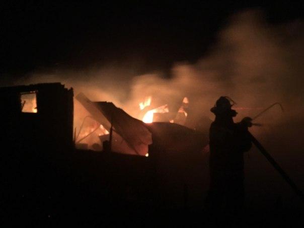 Два человека погибли при пожаре в жилом доме в Новочеркасске