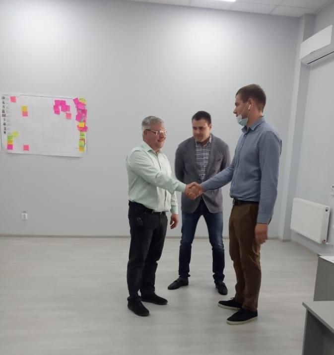 Первые успехи завода BONUM в рамках проекта «Производительность труда и поддержка занятости»  , награждение лучших, дальнейшие планы