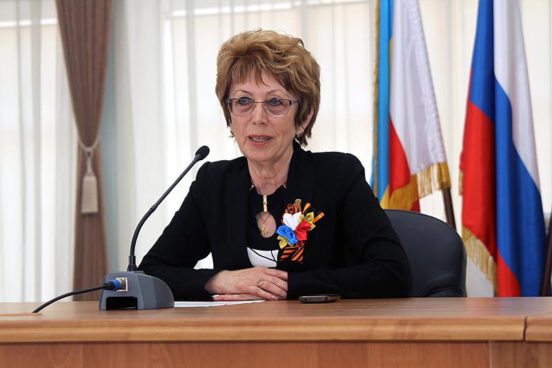 Лариса Конюшинская покинула пост заместителя главы администрации Новочеркасска