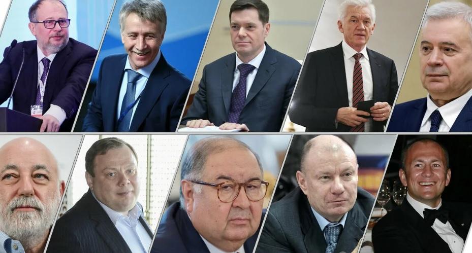 Налоги российских VIP-ов решили считать отдельно
