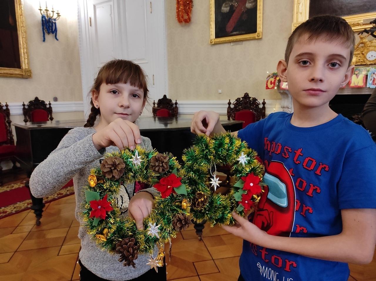 «Рождественская сказка» для юных гостей новочеркасского музея