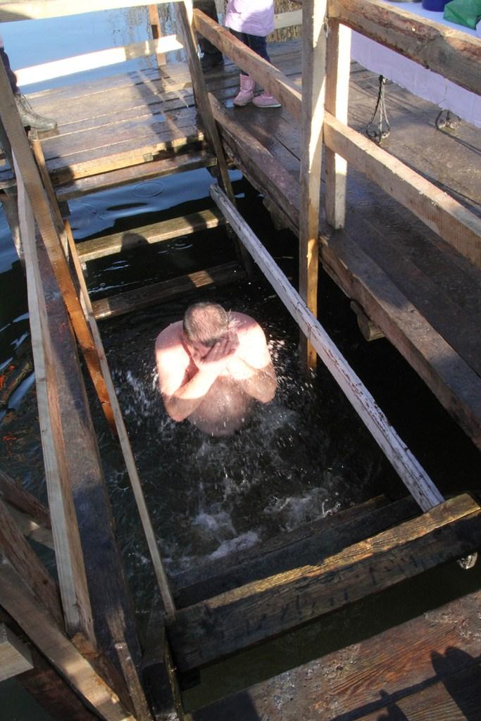 Крещенские купания в Новочеркасске будут!