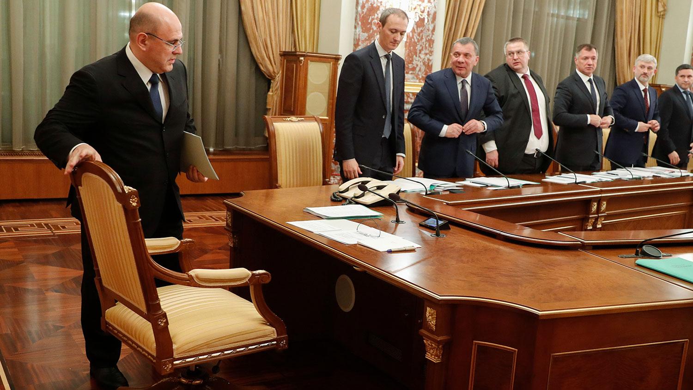 Впереди ускорение роста экономики: кабмин Мишустина отработал ровно  год