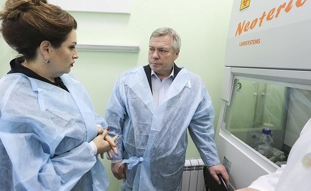 Василий Голубев: «Уход Татьяны Быковской с поста министра был добровольным»