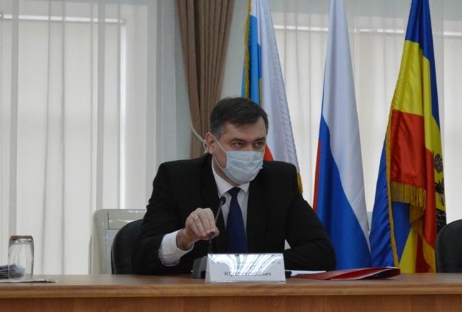 Депутаты новочеркасской думы утвердили новую структуру администрации
