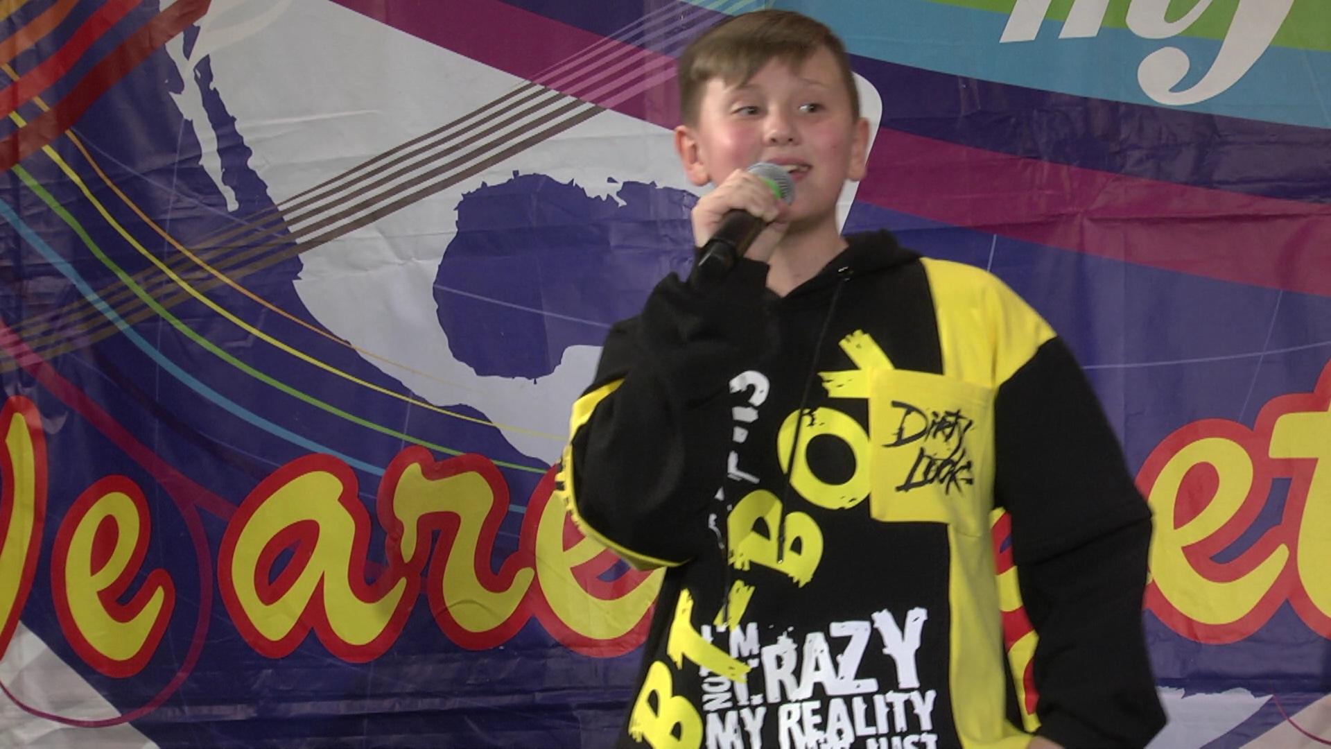 Юный вокалист из Новочеркасска Андрей Дробышев отправится покорять Лондон
