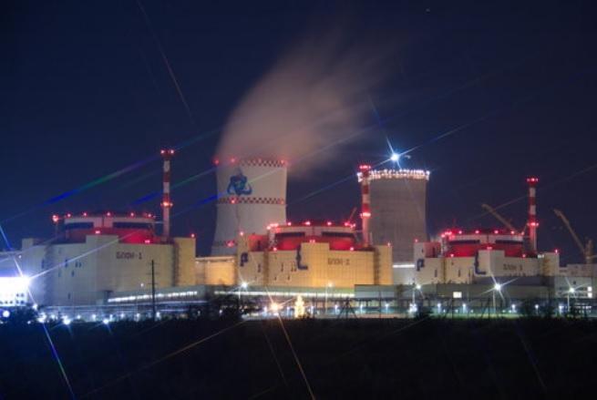 Ростовская АЭС проводит проверку после сообщения об угрозе взрыва на станции