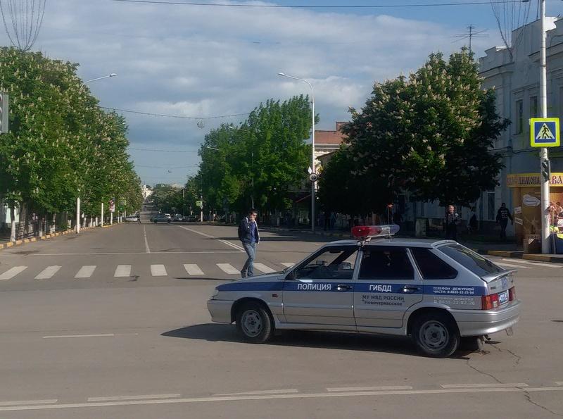 Служба Госавтоинспекции на страже безопасности