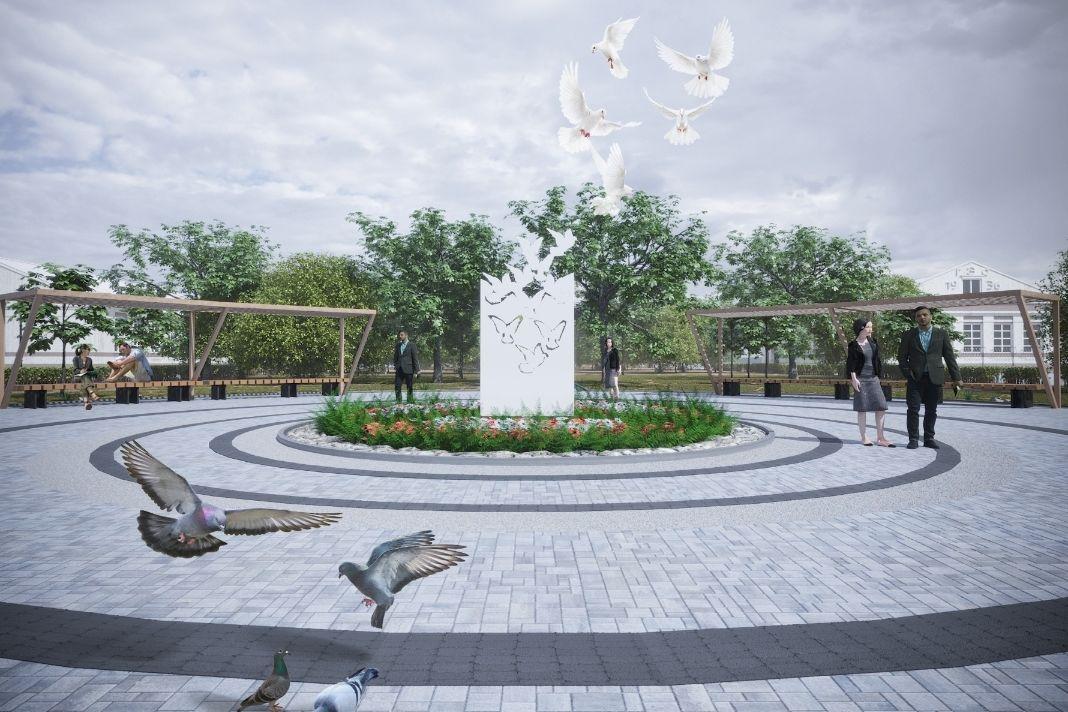 В этом году на Дону благоустроят 126 общественных пространств