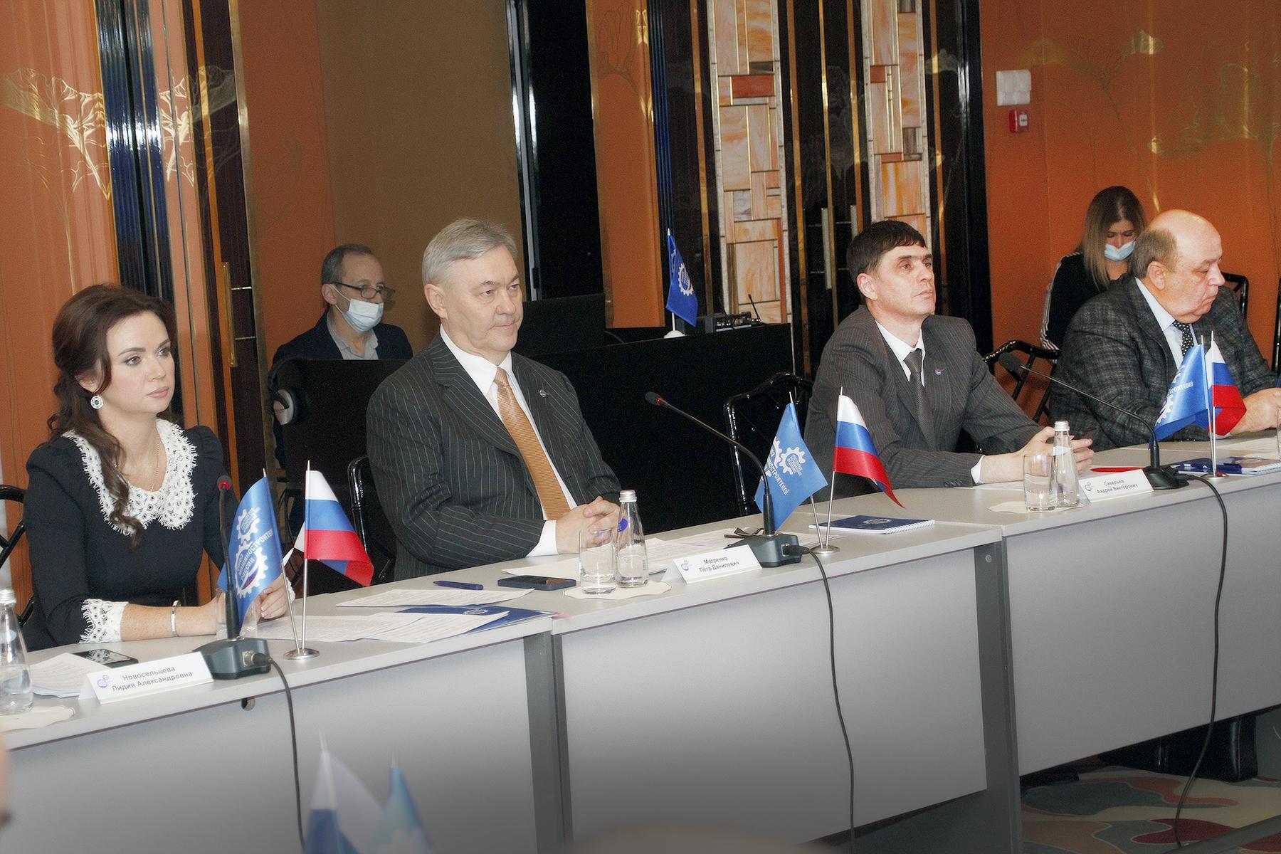 Минпром и Союзмаш укрепляют взаимодействие в донском регионе