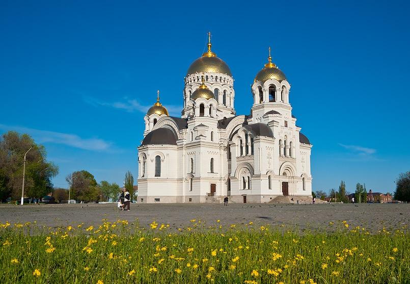 В Пасхальные выходные в Новочеркасске существенно потеплеет. До +25