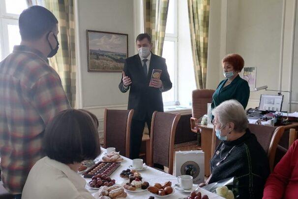 Юрий Лысенко поддержал идею возродить традицию театрального фестиваля «Комплимент»