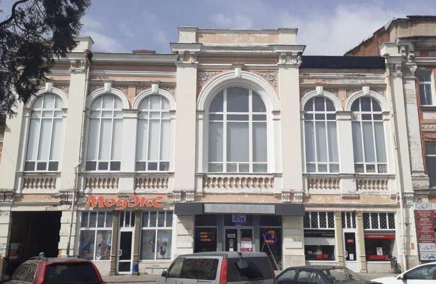 Старейшему кинотеатру Новочеркасска вернут исторический облик