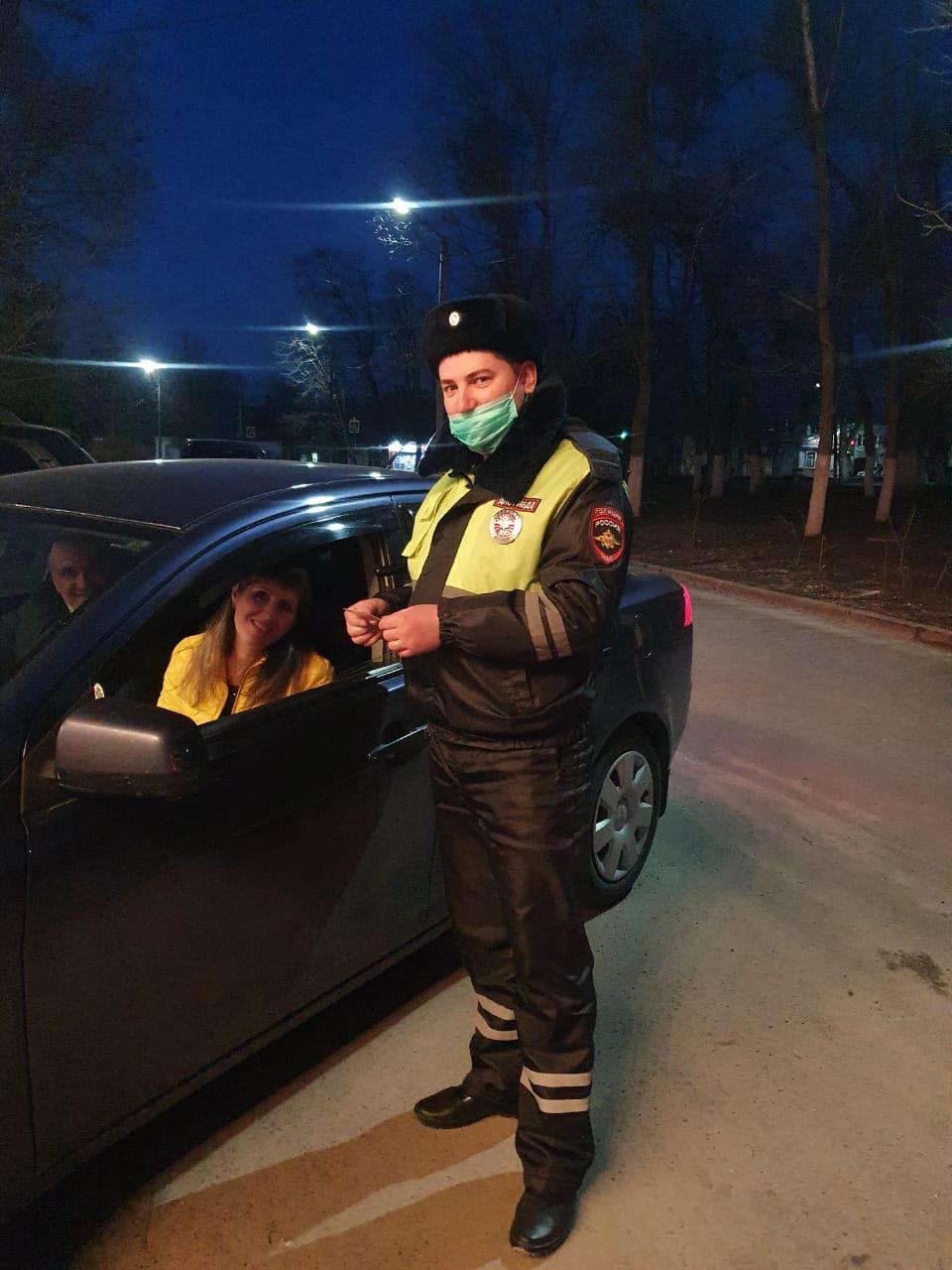 В Новочеркасске проводится акция «Встречная полоса»